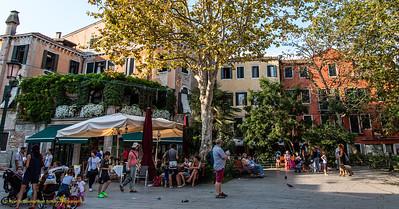 Venice - Scenes from Calles & Campos