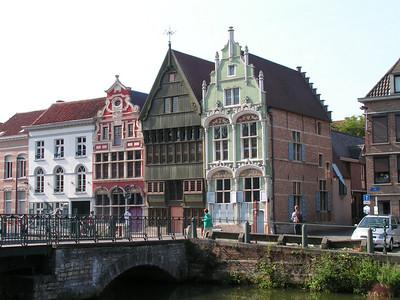 Memory 'Mechelen' Het Vrijbroekpark & Het Centrum 2009
