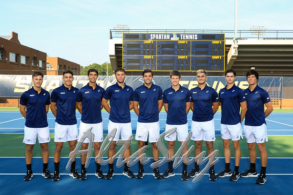 UNCG MENS TENNIS FALL 2019