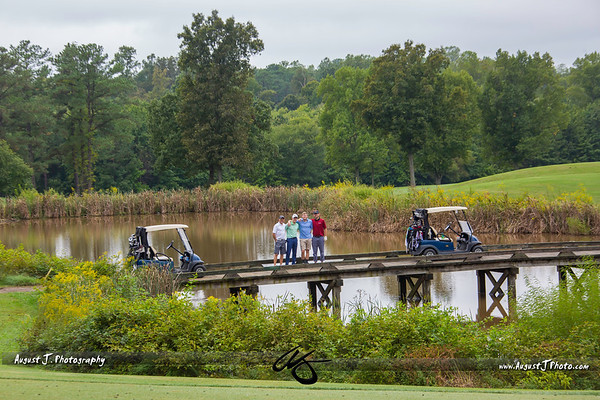 Pre-Wedding Golf Game