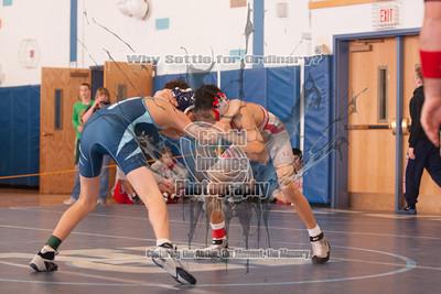 Wrestling 1Feb14 Frontier League Championships