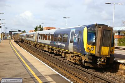 2019 - South Western Railway