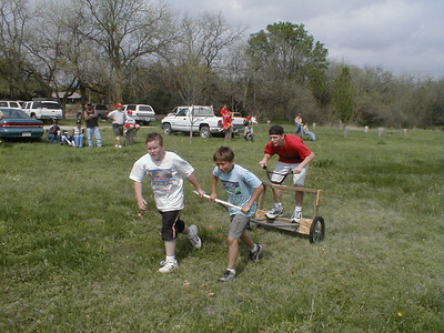 Southwinds Spring Camporee April 2001