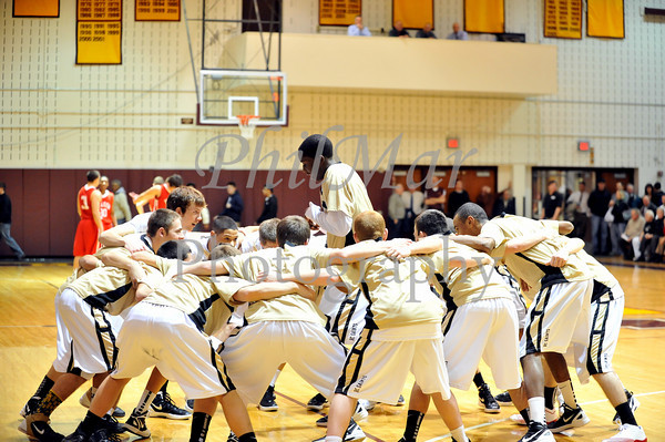 Wilson VS Berks Catholic Boys Basketball 2011 - 2012