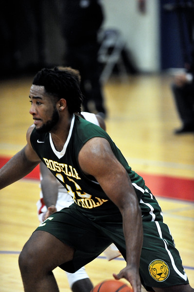 Roselle Catholic HS Basketball 2015-16