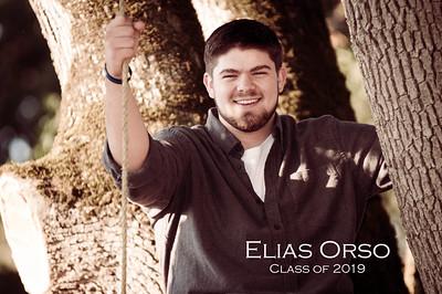 2019 Elias Senior Photos