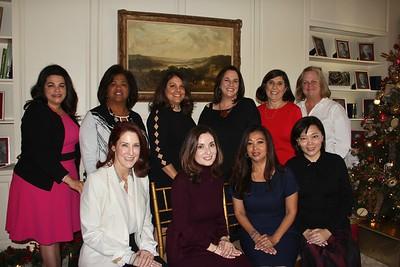 NCL Hosts Debutante Mothers' Luncheon