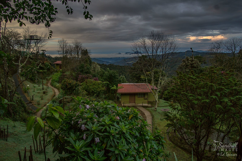Paraiso Quetzal Lodge, Costa Rica highlands