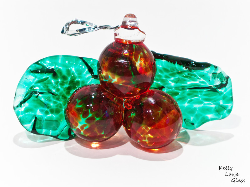 Hanging Glass Holly: