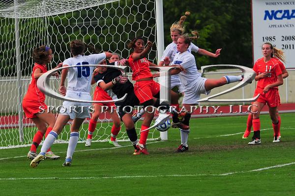 6-8-2013 Briar Woods vs Salem Girls Soccer (State Semi-Final)