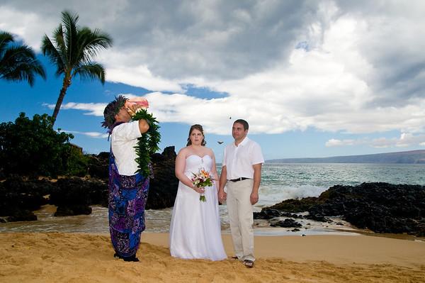 Maui Hawaii Wedding Photography for Wullschleger 08.20.08
