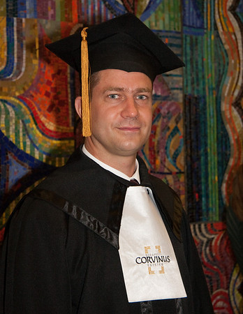 Zoltan's Graduation and Party
