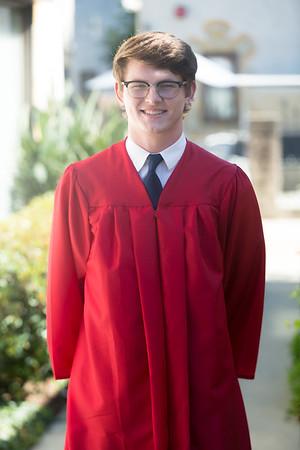07-10-2020 - Haydens OLU Graduation Photos