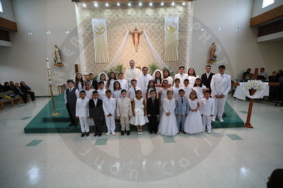 Sacred Heart First Communion 51119