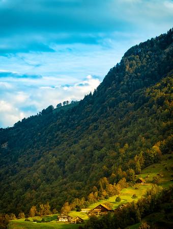 2018-10 Mt. Rigi, Switzerland