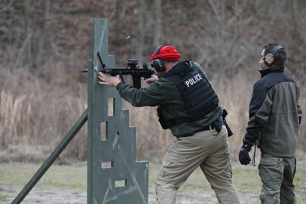 Rifle Instructor Training