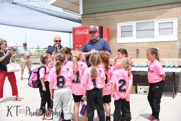 Apponaug Girls Rec Softball 8U - Spring 2018