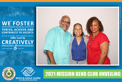 June 24, 2021 - Boys & Girls Clubs Mission Bend Club Unveiling