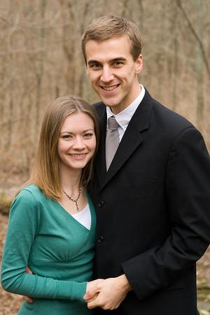 Steve and Rachel January 11, 2008