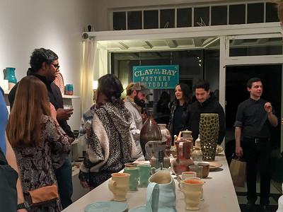 Brian's San Francisco Art Show Opening, 2016-02-26
