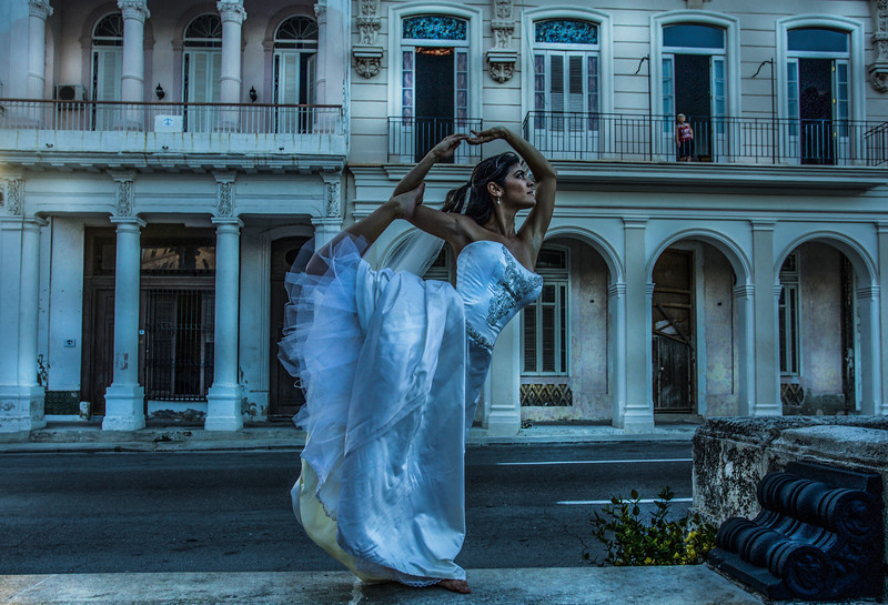 The Mermaid Bride ~ La Habana, Cuba