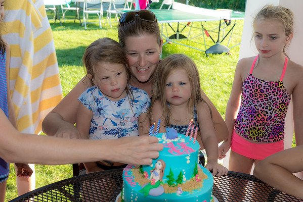 Katie & Molly Birthday