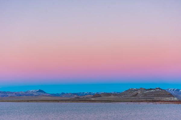 Pyramid Lake 2021