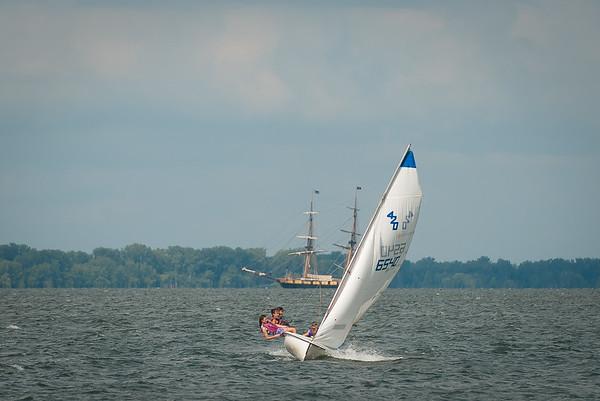 Syd Sailing bday