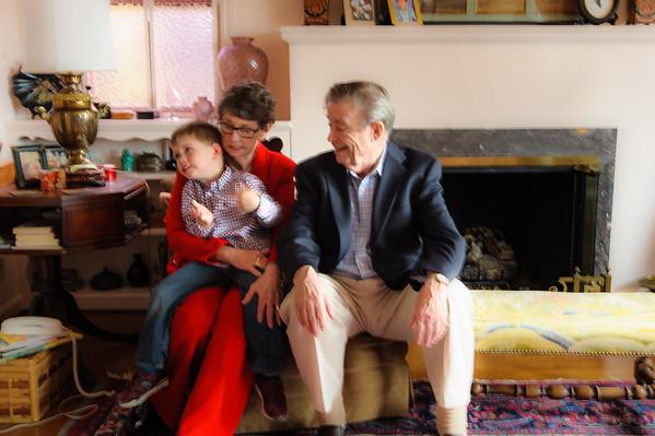 Evans Kudrna Family