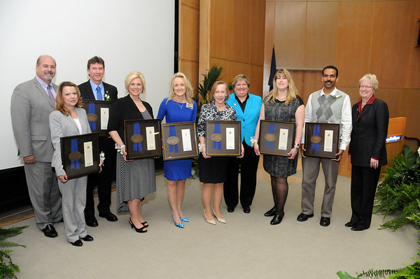 Clara Ford Award for Nursing Excellence 2013