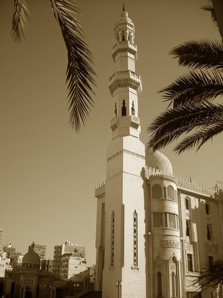 Attarine Mosque, Alexandria, Egypt
