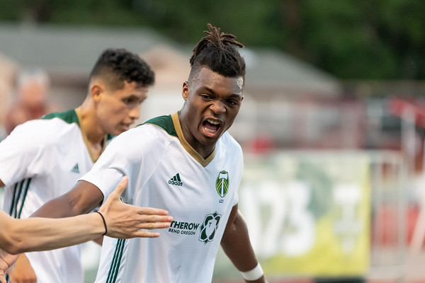 Timbers vs. Calgary Foothills - May 31, 2019