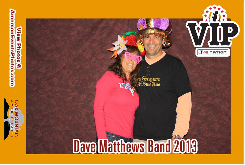 Dave Matthews Band 2013