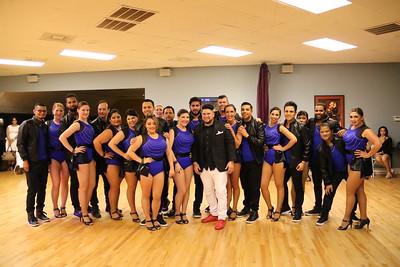 Latin Dance Social