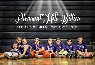 PH Billies Basketball - 5th Grade Girls