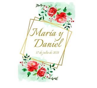 María y Daniel