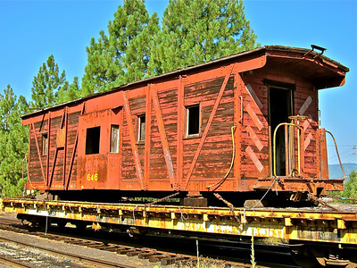 Trains ~ Old, mothballed trains found across  U.S.