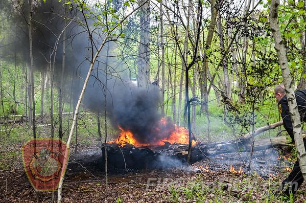 Schuylkill County - Shenandoah Borough - Nuisance Fire - 05/18/2016