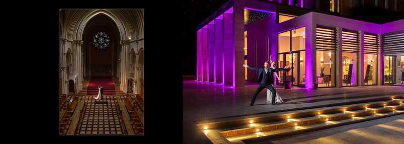 Laurie & Paul Wedding Album at Stanbrook Abbey