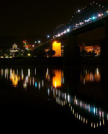 riverfront night