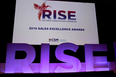 2017 CSM RISE AWARDS DINNER