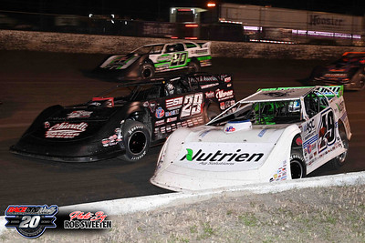 Volusia Speedway Park - Late Models - 2/15/20 - Rob Sweeten