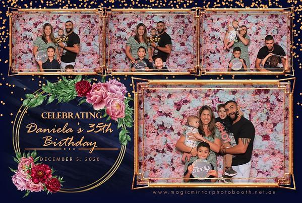 Daniela's 35th Birthday - Le Sands Pavilion