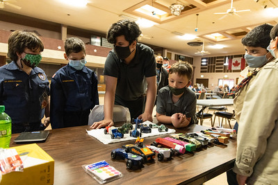 Pack 3475 Pinewood Derby 2021