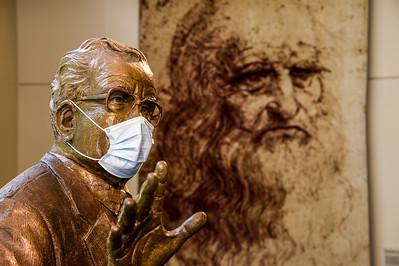 GOH Milliken Bronze Masked