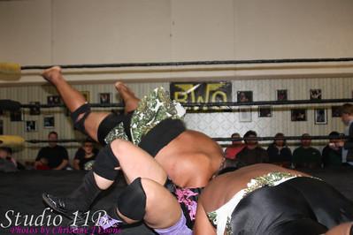 NWA 081129 - The Players Club vs The Samoan Warriors