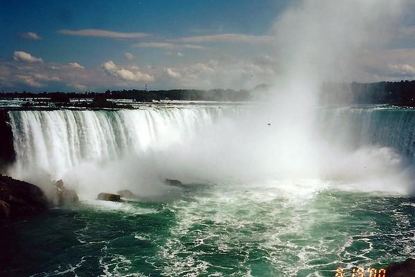 2000 Canada Niagara falls Aug 19