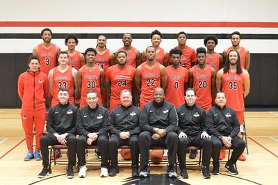 2019-2020 Men's Basketball