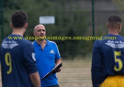 Brimsdown FC 1-2 FC Romania