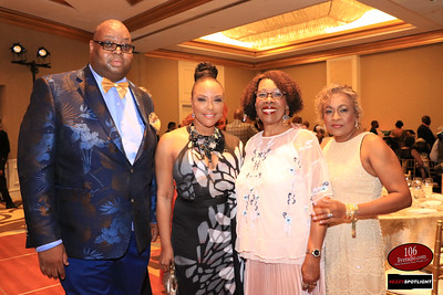 Caribbean American Cultural Arts Foundation's Captains of Industry Awards & Gala